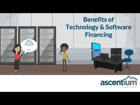 The Benefits of Technology & Software Financing Video