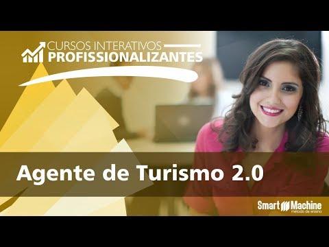 , title : 'Curso Interativo de Agente de Turismo 2.0  - Smart Machine'