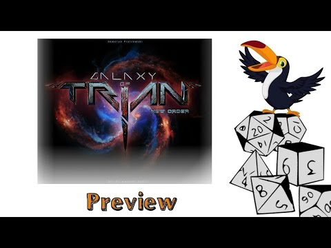 Galaxy of TRIAN New Order Preview