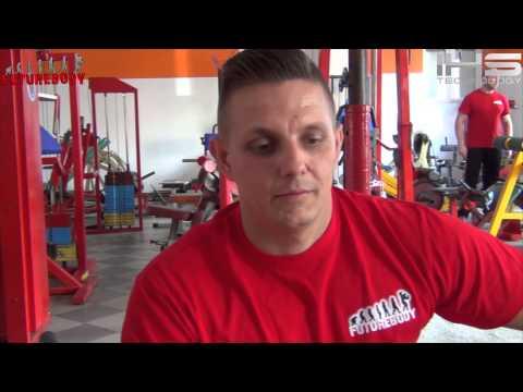 Ból w mięśniach łokcia