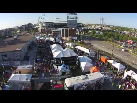 Omaha Baseball Village 2014 Highlights