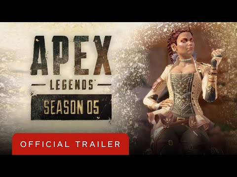 Apex Legends: Season 5 - Official Fortune?s Favor Battle Pass Trailer