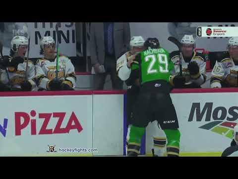 Reid Perepeluk vs. Justin Nachbaur