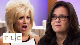 Rosie O'Donnell Gets a Reading From Theresa | Long Island Medium