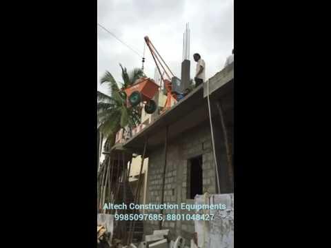 Concrete Material Lifting Machine / Mini Lift