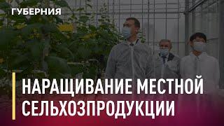 Хабаровский край продолжит наращивать производство местной продукции. Новости. 23/10/2020.