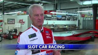 Slot Car Racing with Eddie Wood