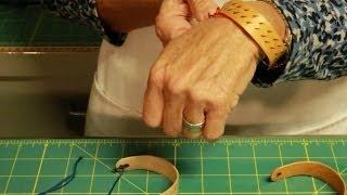 DIY Inexpensive Craft Stick Bracelets