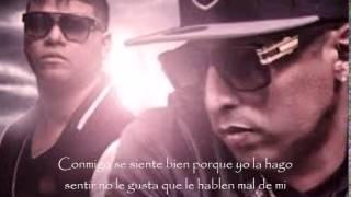 Farruko ft Ñengo Flow Amanecio conmigo Letra
