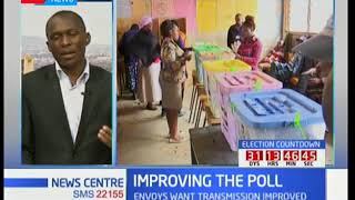 News Center: Improving the poll