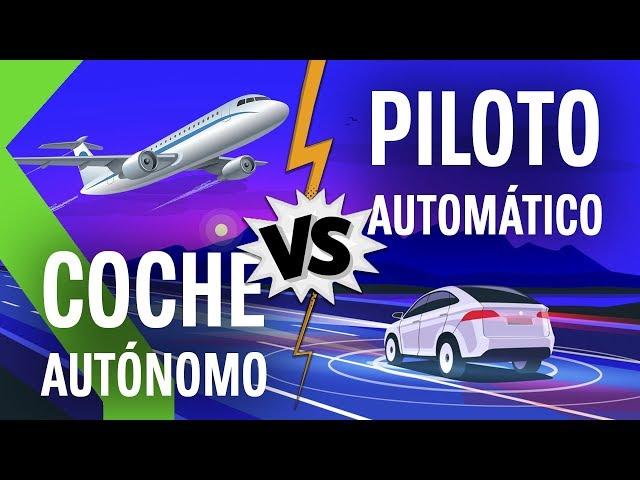 ¿POR QUÉ AÚN NO TENEMOS COCHES AUTÓNOMOS SI HAY PILOTO AUTOMÁTICO EN LOS AVIONES?