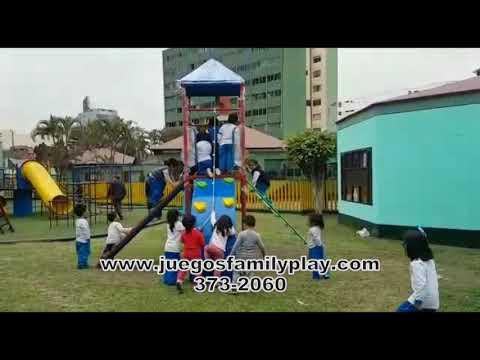 JUEGOS RECREATIVOS DE COLEGIOS FAMILY PLAY