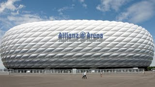 Allianz Arena Football Stadium