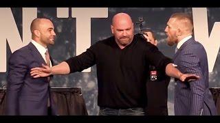 UFC 205 Face-Offs: Conor McGregor vs Eddie Alvarez