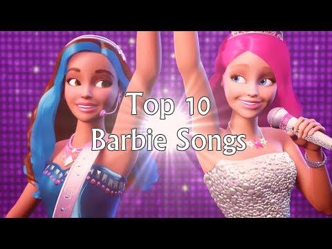 Top 10 Barbie Songs