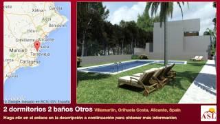 preview picture of video '2 dormitorios 2 baños Otros se Vende en Villamartin, Orihuela Costa, Alicante, Spain'