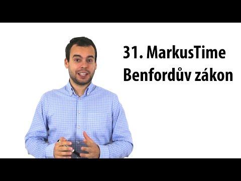 31. MT: Benfordův zákon