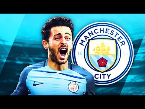BERNARDO SILVA - Welcome to Man City - Ultimate Skills, Passes, Goals & Assists - 2017 (HD)
