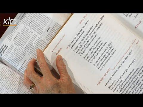 2e dimanche de l'Avent B - Psaume