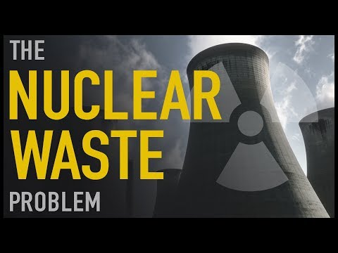 Problém s jaderným odpadem