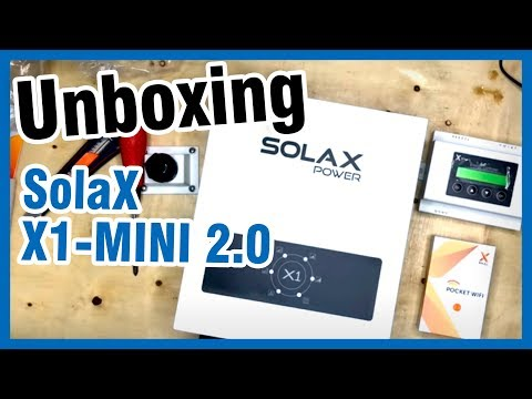 zero export solax 5 2Kw - смотреть онлайн на Hah Life