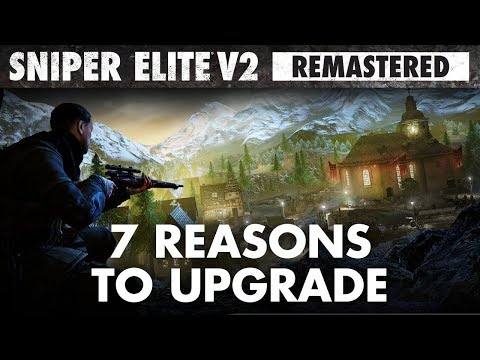 Sniper Elite V2 Remastered – 7 Reasons to Upgrade | PC, PlayStation 4, Xbox One, Nintendo Switch thumbnail