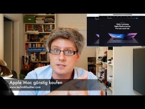 Apple Mac günstig kaufen