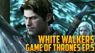 WHITE WALKERS! (Game of Thrones - FULL Ep. 5 - A Nest of Vipers)