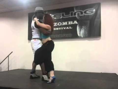 Bumba & Alicia Feeling Kizomba Festival 2015