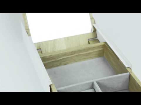Video for Reflexion Storage Box