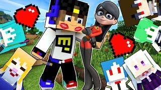 МОЯ ДЕВУШКА ГОРНИЧНАЯ ВЫПОЛНЯЕТ ВСЕ ЖЕЛАНИЯ В МАЙНКРАФТЕ Выживание мод и моды Видео Minecraft KIDS
