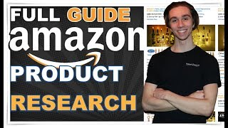 Amazon FBA Product Research Full Beginners Guide and Tutorial | If It Meets This Criteria, SELL IT