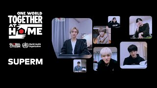 """SuperM performs """"With You"""" 