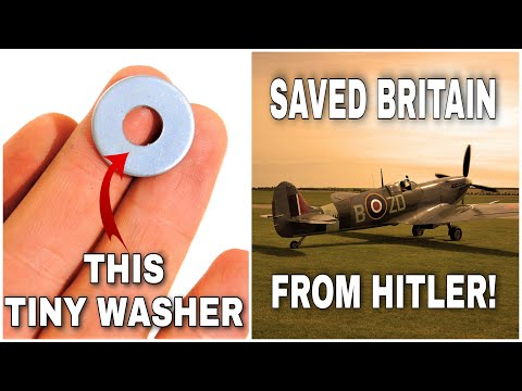 How One Small Change Helped Spitfires Defeat Hitler