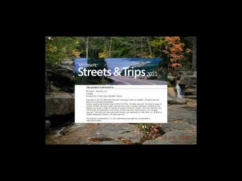 Microsoft streets & trips 2013 download.