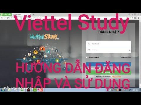 Hướng dẫn học sinh đăng nhập và sử dụng phần mềm để học trực tuyến