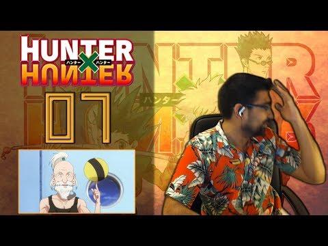 "Hunter x Hunter - Episode 7 ""Showdown on the Airship"" Reaction"