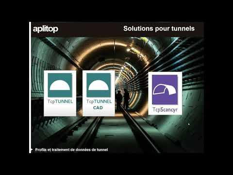Wébinaire LEPONT INSTRUMENTS et APLITOP_ Solutions logiciels pour tunnels