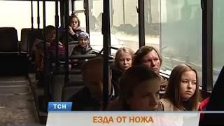 В Перми водители автобусов не поделили пассажиров и взялись за ножи