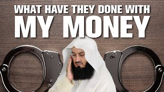 NEW | Be Warned of Fraudulent Charities   Mufti Menk
