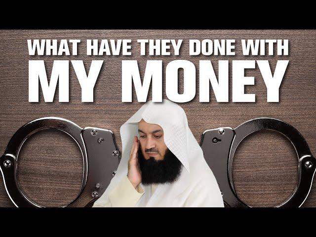 NEW   Be Warned of Fraudulent Charities - Mufti Menk