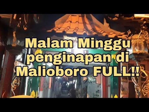PERJUANGAN mencari penginapan di Malioboro Yogyakarta