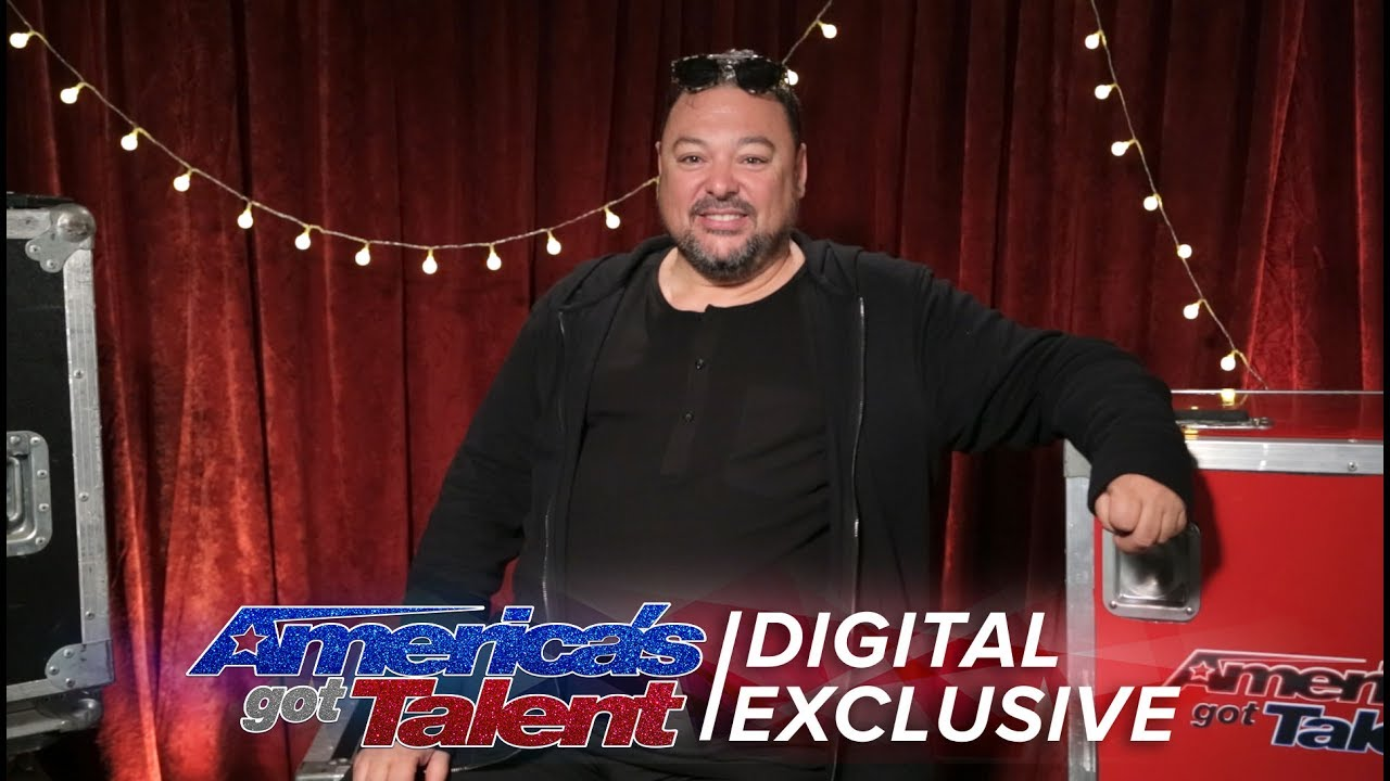 Opera Singer Carlos De Antonis Shares His Gratitude For The AGT Audience - America's Got Talent 2017 thumbnail