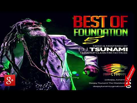 BEST OF FOUNDATION 5 BY DEEJAY TSUNAMI
