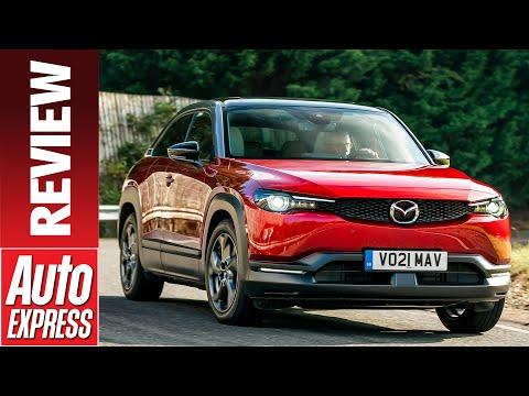 2021 Mazda MX-30: a fun but flawed electric SUV?