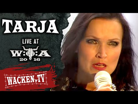 Tarja - 6 Songs - Live at Wacken Open Air 2016