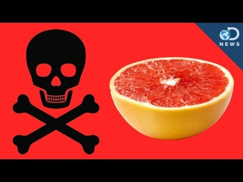 Video How Grapefruit Can Kill You