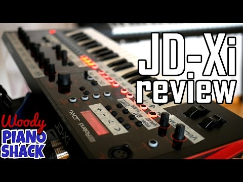 Roland JD-Xi review | Top ten pros and cons