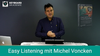Easy Listening Sound Expansion mit Michel Voncken | Tyros 5 | S970