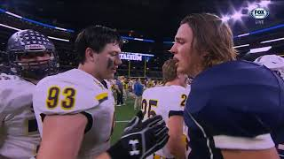 Highland Park upsets Manvel - Full Game Highlights| 2017 5A Division I UIL State Championships